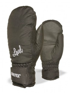 LEVEL rukavice ENERGY MITT GORE-TEX Black