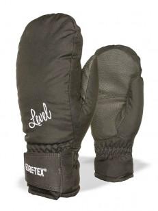 LEVEL rukavice ENERGY MITT GORE-TEX Black