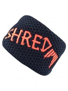 SHRED čelenka HEAVY KNITTED HEADBAND Rust