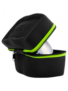 SHRED pouzdro GOGGLE HARD CASE Black