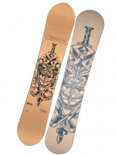VIMANA snowboard CLONE AUSTBO BRONZE