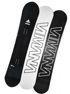 VIMANA snowboard CONTINENTAL DIRECTIONAL C BLACK