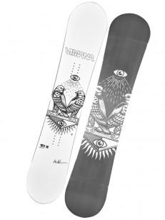 VIMANA snowboard ENNITIME MTN C WHITE