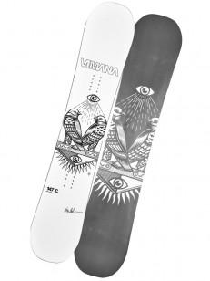 VIMANA snowboard ENNITIME TWIN C WHITE
