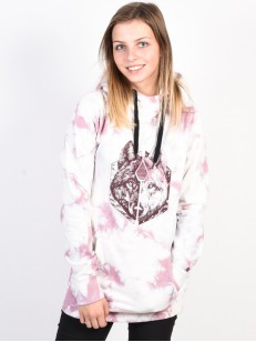 VOLCOM mikina COSTUS P/OVER Pink