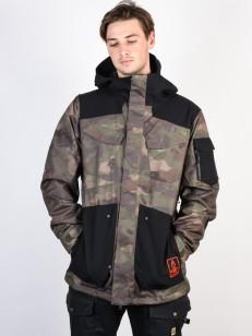 VOLCOM bunda INFERNO INS Camouflage