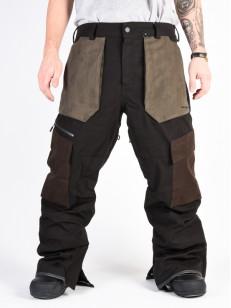 VOLCOM kalhoty SEVENTY FIVES Black Combo