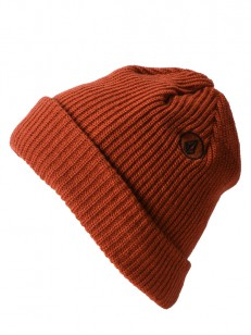VOLCOM kulich SWEEP LINED Burnt Red