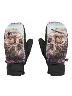 VOLCOM rukavice NYLE MITT Multi