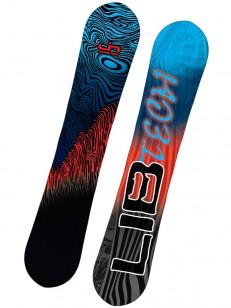 LIB TECHNOLOGIES snowboard SK8 BANANA BTX GRY/BLU