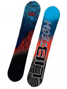 LIB TECHNOLOGIES snowboard SK8 BANANA BTX
