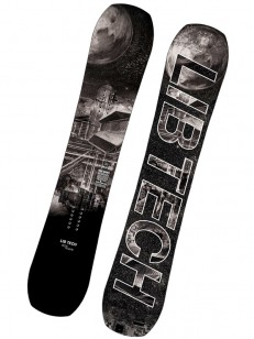 LIB TECHNOLOGIES snowboard BOX KNIFE C3 GRY
