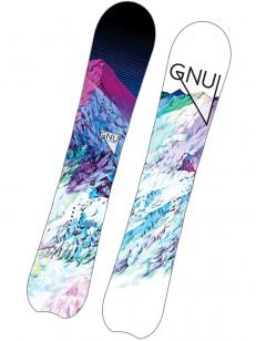 GNU snowboard CHROMATIC BTX VIO/WHT