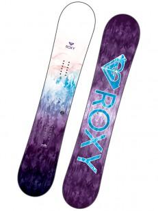 ROXY snowboard SUGAR BAN VIO/WHT
