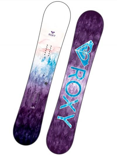 6dc4e0bba068 ROXY snowboard SUGAR BAN VIO WHT   TempleStore.cz