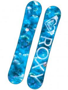 ROXY snowboard XOXO C2E AQUA