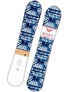 ROXY snowboard SMOOTHIE C2 WHT/BLU