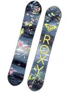 ROXY snowboard TORAH BRIGHT C2 BLK/YEL