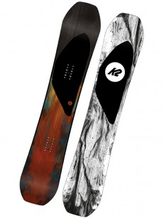 K2 snowboard MANIFEST