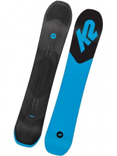 K2 snowboard BROADCAST