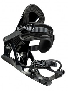 K2 vázání CASSETTE black