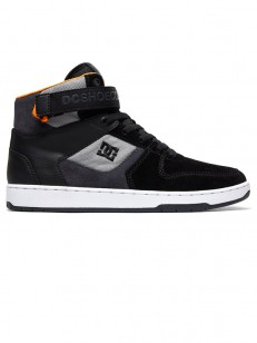 DC boty PENSFORD S BLACK/BLACK/GREY