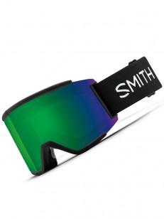 SMITH brýle SQUAD Black | Chromapop Sun Green Mirr