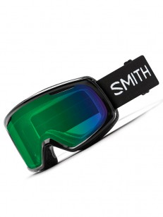 SMITH brýle RIOT Black | Chromapop Everyday Green