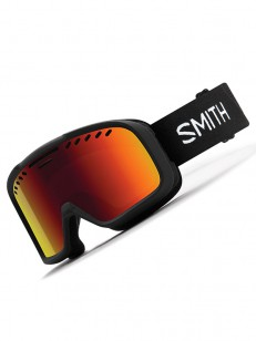 SMITH brýle PROJECT Black | Red Solx Sp Af