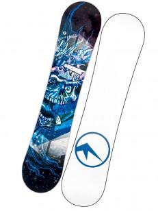 TRANS snowboard PIRATE JUNIOR FULLROCKER blue
