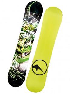 TRANS snowboard PIRATE JUNIOR FULLROCKER green