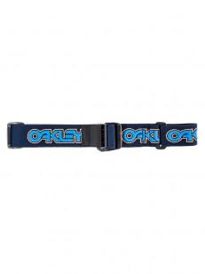 OAKLEY pásek STRETCH SNOW Dark Blue
