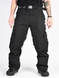 REHALL kalhoty DEXTER Black