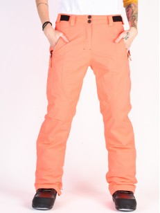 REHALL kalhoty MILLY Solid Coral