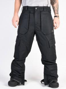 VOLCOM kalhoty EASTERN INS Black