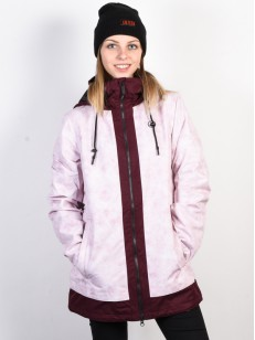 VOLCOM bunda WESTLAND INS Pink