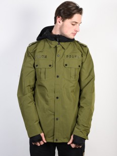 VOLCOM bunda CREEDLE2STONE Military