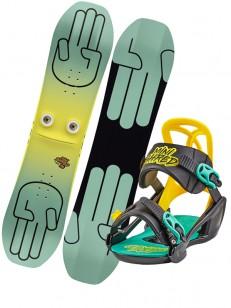 Snowboard komplet Bataleon