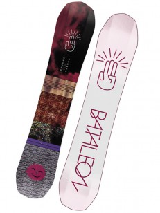 BATALEON snowboard PUSH UP