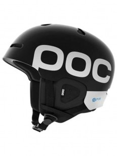 POC helma AURIC CUT BACKCOUNTRY SPIN uranium black