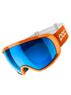 POC brýle FOVEA CLARITY COMP zink orange/spektris