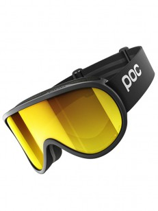 POC brýle RETINA CLARITY uranium black/spektris or