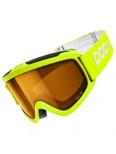 POC brýle POCITO IRIS fluorescent yellow/green