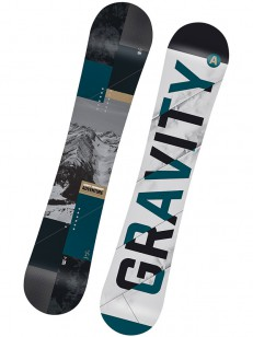 GRAVITY snowboard ADVENTURE GRN