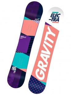 GRAVITY snowboard ELECTRA PIN/VIO