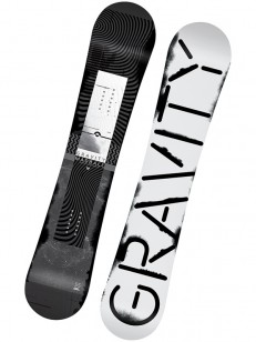 GRAVITY snowboard MADBALL GRY