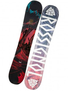 ROSSIGNOL snowboard ANGUS WIDE