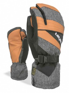 LEVEL rukavice PATROL TRIGGER PK Brown