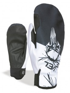 LEVEL rukavice PRO RIDER MITT Ninja Black