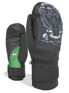 LEVEL rukavice SPACE MITT PK Brown